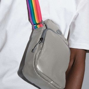 Nike BeTrue LGBT Rainbow Crossbody Bag